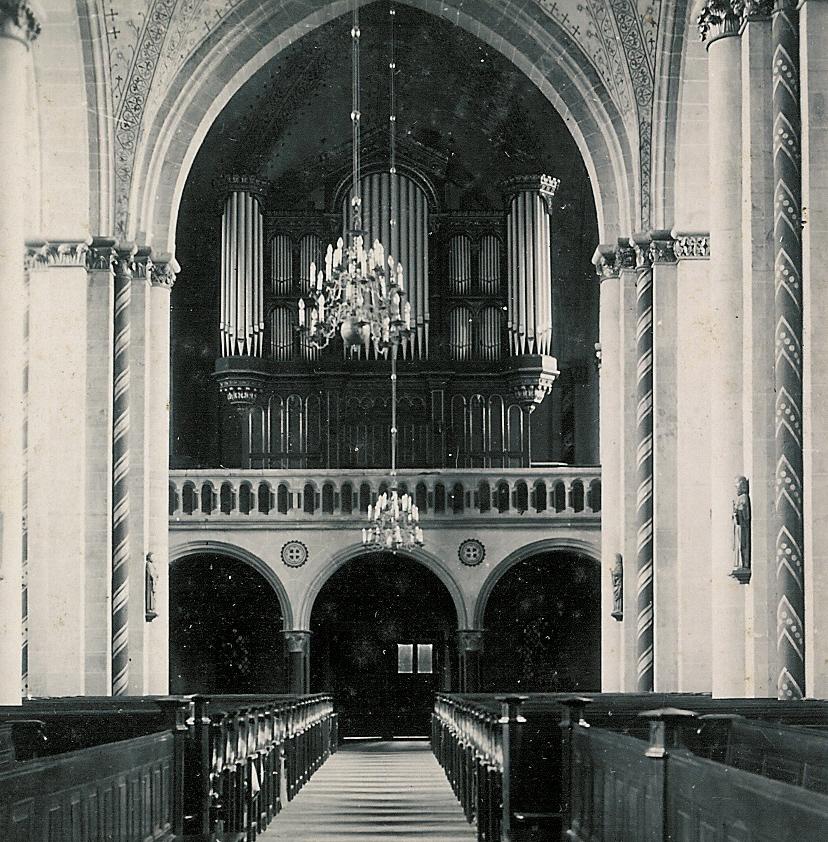Orgel 1936