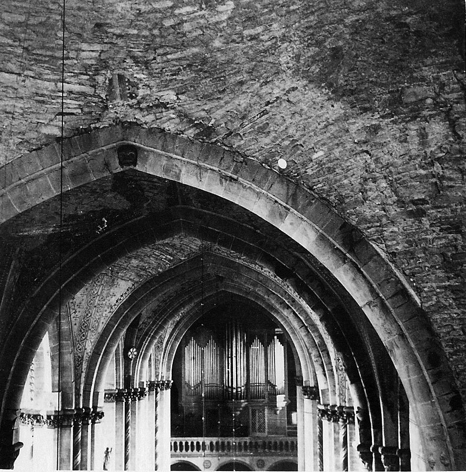 Orgel 1951