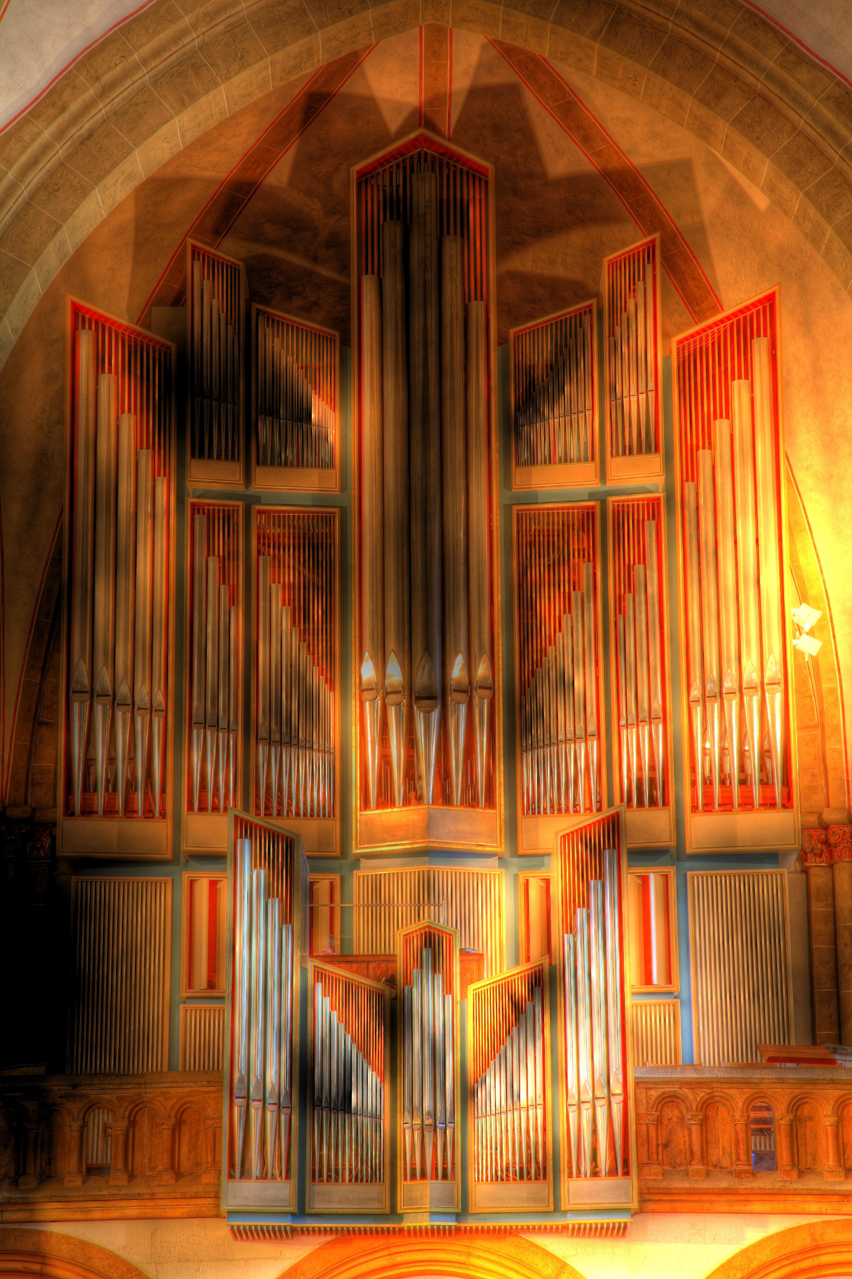 Orgel HDRPC