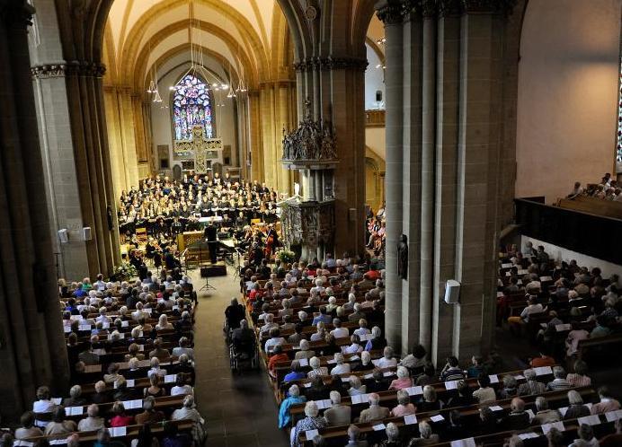 Orgelsommer Eröffnung 2014