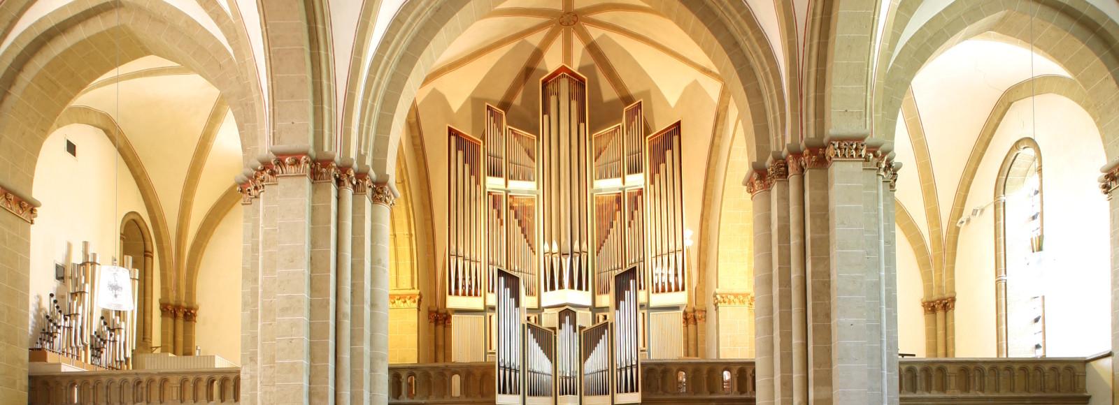 Kirchenmusik im Herforder Münster